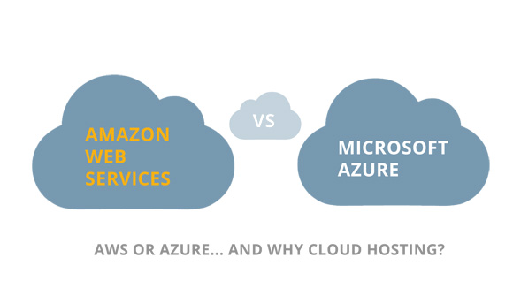 AWS, Azure... and Why We Recommend Cloud Hosting Blueberry Consultants