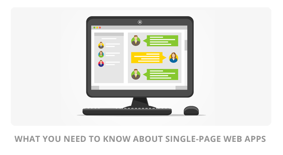 What Are Single-Page Web Apps? Blueberry Consultants
