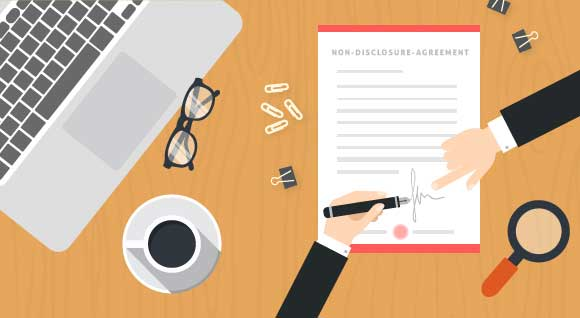 What Is A Non-Disclosure Agreement? Blueberry Consultants