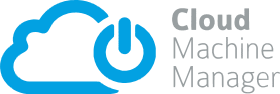 Cloud Machine Manager logo
