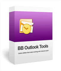 BB Outlook Tools Blueberry Software Development