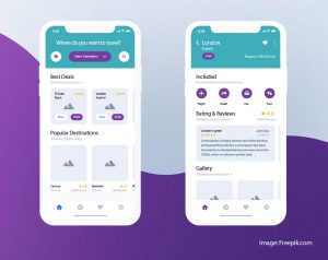 Using UI and UX in Web and App Design Blueberry Consultants